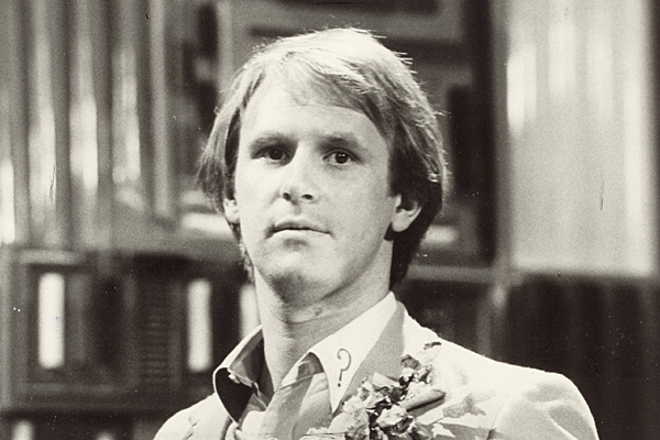 The 5th Doctor Who,  Peter Davison (1981-84).